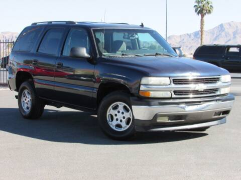 2006 Chevrolet Tahoe for sale at Best Auto Buy in Las Vegas NV