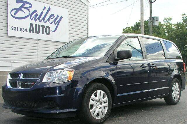 2016 Dodge Grand Caravan for sale at Bailey Auto LLC in Bailey MI