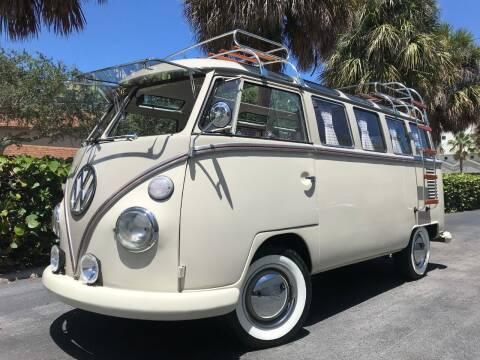 1975 Volkswagen Vanagon for sale at DS Motors in Boca Raton FL