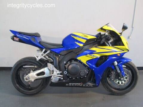 2006 Honda CBR 1000RR for sale at INTEGRITY CYCLES LLC in Columbus OH