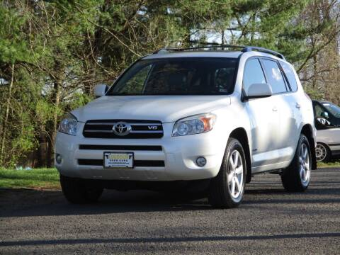 2007 Toyota RAV4 for sale at Loudoun Used Cars in Leesburg VA