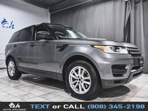 2016 Land Rover Range Rover Sport for sale at AUTO HOLDING in Hillside NJ