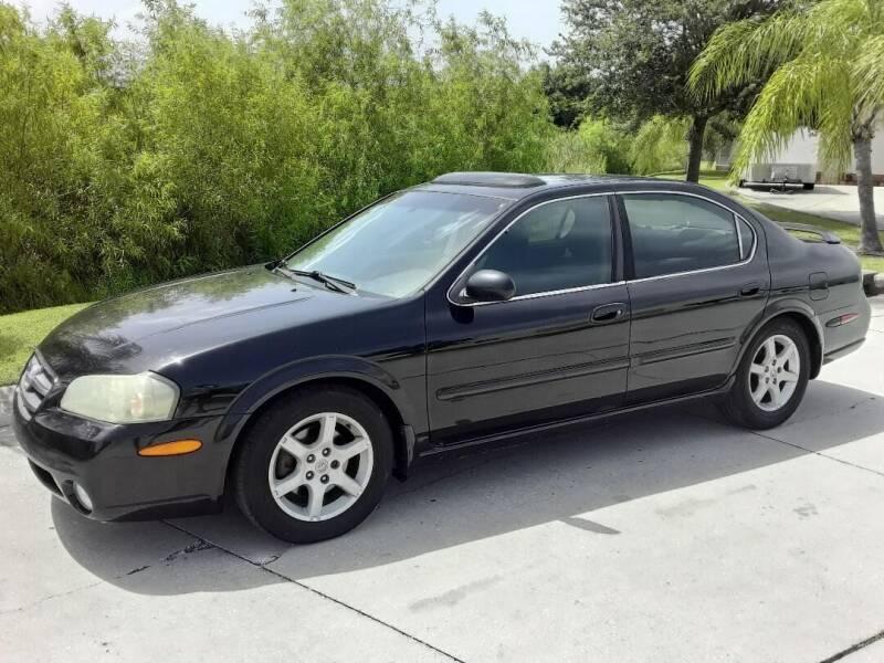 2003 Nissan Maxima for sale at Coastal Car Brokers LLC in Tampa FL