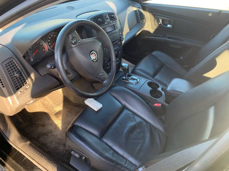 2007 Cadillac CTS 4dr Sedan (2.8L V6) - West Pittsburg PA
