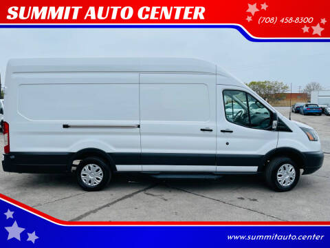 2018 Ford Transit Cargo for sale at SUMMIT AUTO CENTER in Summit IL