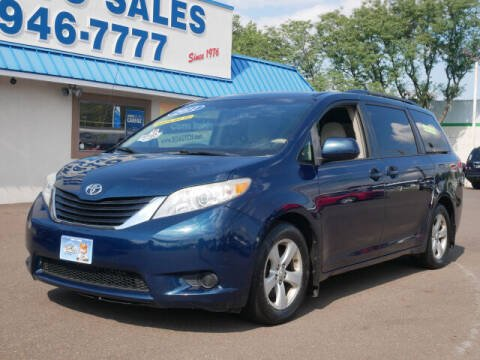 2011 Toyota Sienna for sale at B & D Auto Sales Inc. in Fairless Hills PA