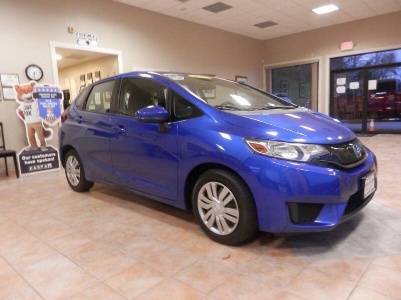 2015 Honda Fit for sale at ABSOLUTE AUTO CENTER in Berlin CT