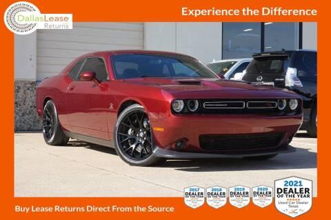 2018 Dodge Challenger for sale at Dallas Auto Finance in Dallas TX