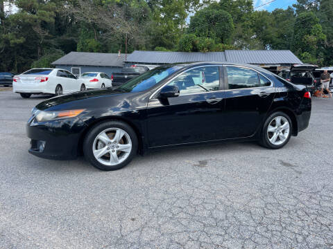 2009 Acura TSX for sale at Adairsville Auto Mart in Plainville GA