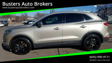2015 Lincoln MKC for sale at Busters Auto Brokers in Mitchell SD