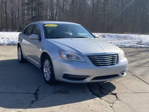 2011 Chrysler 200 for sale at Betten Baker Preowned Center in Twin Lake MI