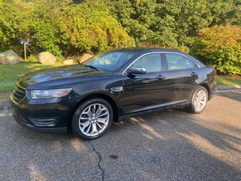 2014 Ford Taurus for sale at Padula Auto Sales in Braintree MA