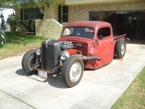 1948 Ford F-100 for sale at Haggle Me Classics in Hobart IN