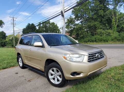 2009 Toyota Highlander for sale at Nile Auto in Columbus OH
