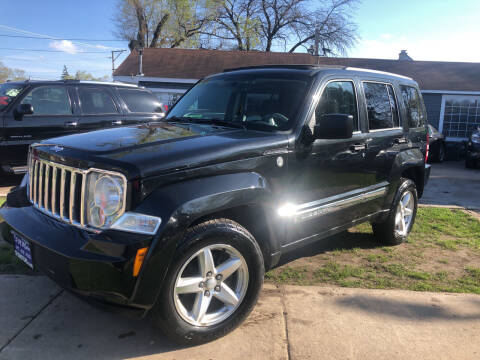 2008 Jeep Liberty for sale at CPM Motors Inc in Elgin IL