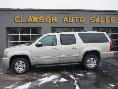 2013 Chevrolet Suburban for sale at Clawson Auto Sales in Clawson MI