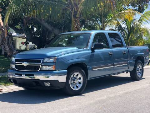 2006 Chevrolet Silverado 1500 for sale at L G AUTO SALES in Boynton Beach FL