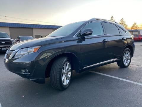 2010 Lexus RX 350 for sale at Exelon Auto Sales in Auburn WA