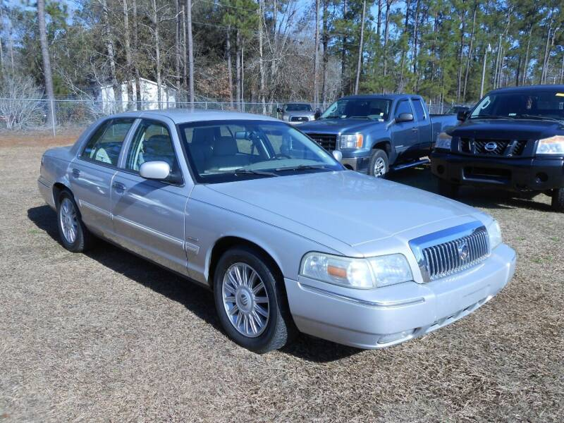 2010 Mercury Grand Marquis for sale at Jeff's Auto Wholesale in Summerville SC