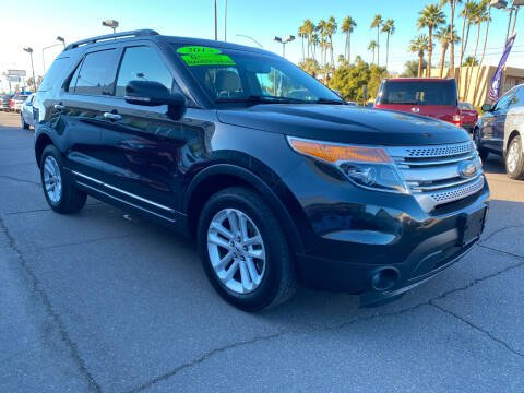 2015 Ford Explorer for sale at Ideal Cars East Mesa in Mesa AZ