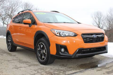 2018 Subaru Crosstrek for sale at Harrison Auto Sales in Irwin PA