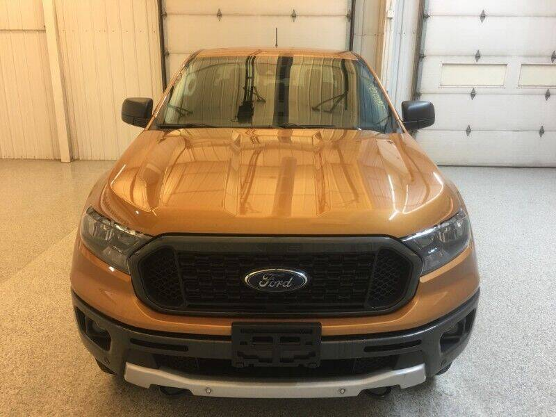 2019 Ford Ranger XL 4WD SuperCrew 5  Box - Strasburg ND