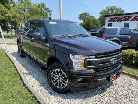 2019 Ford F-150 for sale at Beach Auto Brokers in Norfolk VA