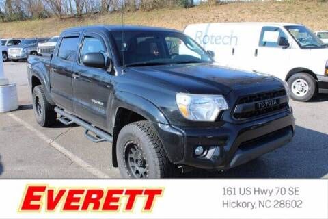 2015 Toyota Tacoma for sale at Everett Chevrolet Buick GMC in Hickory NC
