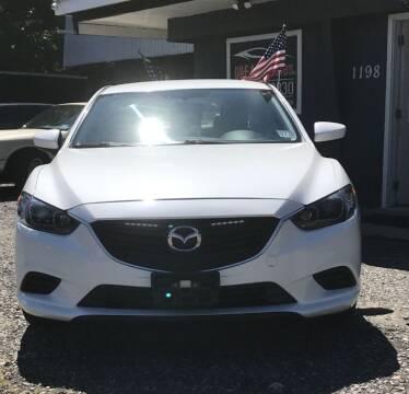 2014 Mazda MAZDA6 for sale at O & E Auto Sales in Hammonton NJ