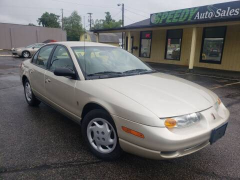 2002 Saturn S-Series for sale at speedy auto sales in Indianapolis IN