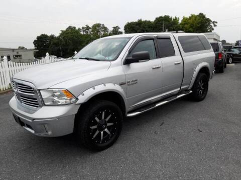 2013 RAM Ram Pickup 1500 for sale at Automotive Fleet Sales in Lemoyne PA