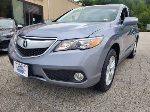 2014 Acura RDX for sale at Auto Wholesalers Of Hooksett in Hooksett NH