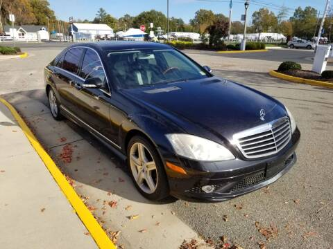 2007 Mercedes-Benz S-Class for sale at RVA Automotive Group in North Chesterfield VA