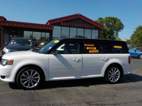 2011 Ford Flex for sale at Super Service Used Cars in Milwaukee WI