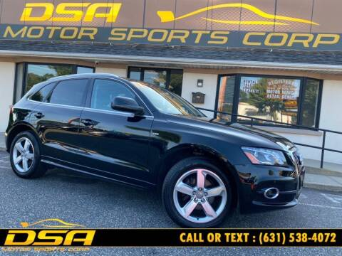 2011 Audi Q5 for sale at DSA Motor Sports Corp in Commack NY