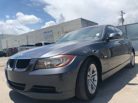 2008 BMW 3 Series for sale at Eden Cars Inc in Hollywood FL