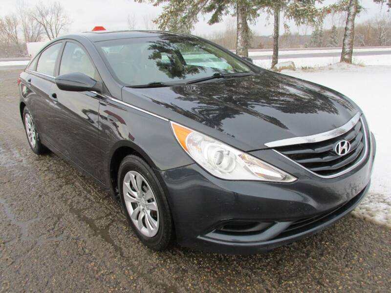 2012 Hyundai Sonata for sale at Buy-Rite Auto Sales in Shakopee MN