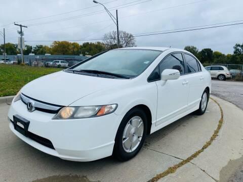 2008 Honda Civic for sale at Xtreme Auto Mart LLC in Kansas City MO