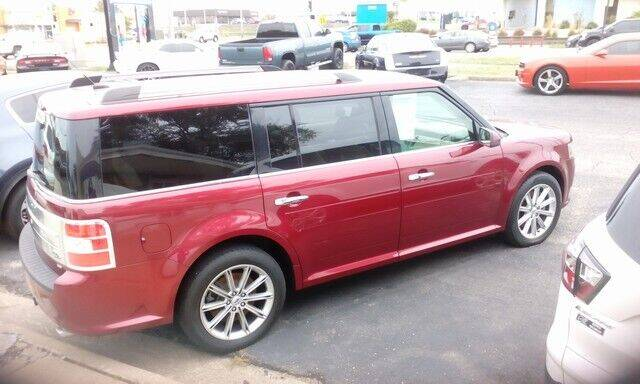 2013 Ford Flex AWD Limited 4dr Crossover - Topeka KS