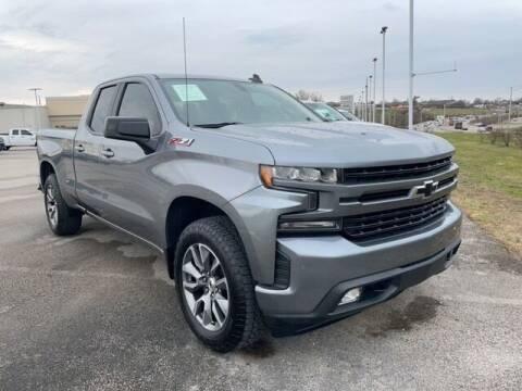 2019 Chevrolet Silverado 1500 for sale at Mann Chrysler Dodge Jeep of Richmond in Richmond KY