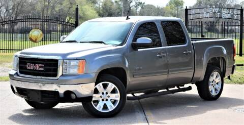 2008 GMC Sierra 1500 for sale at Texas Auto Corporation in Houston TX