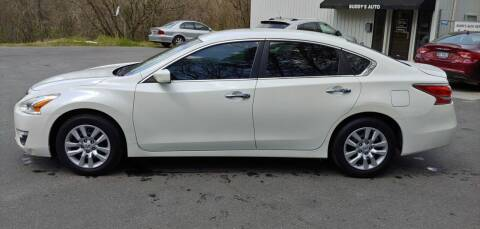 2014 Nissan Altima for sale at Buddy's Auto Inc in Pendleton SC