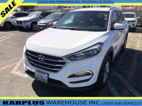 2017 Hyundai Tucson for sale at Karplus Warehouse in Pacoima CA