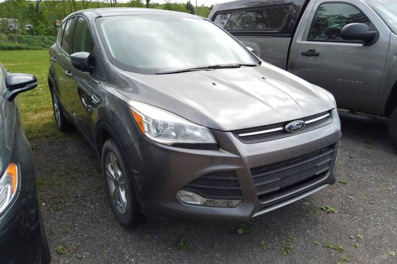2013 Ford Escape for sale at RS Motors in Falconer NY