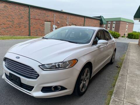 2013 Ford Fusion for sale at PREMIER AUTO SALES in Martinsburg WV