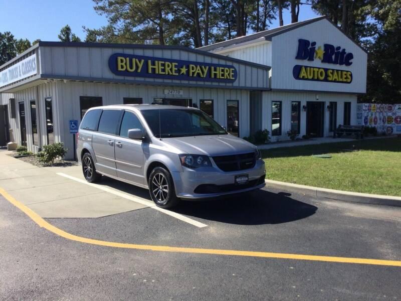 2015 Dodge Grand Caravan for sale at Bi Rite Auto Sales in Seaford DE