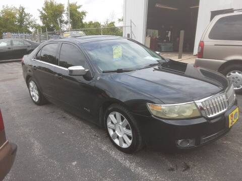 2008 Lincoln MKZ for sale at Carson's Cars in Milwaukee WI