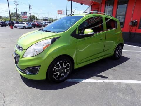 2014 Chevrolet Spark for sale at Kelley Autoplex in San Antonio TX