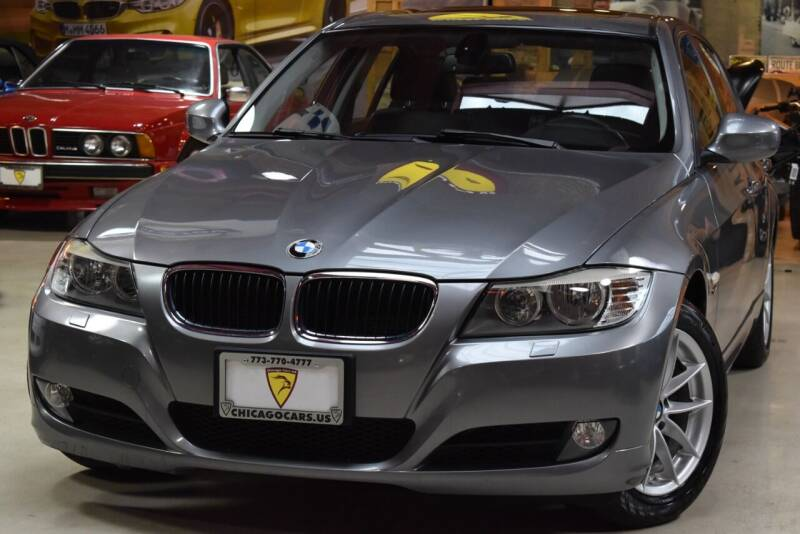 2010 BMW 3 Series for sale at Chicago Cars US in Summit IL