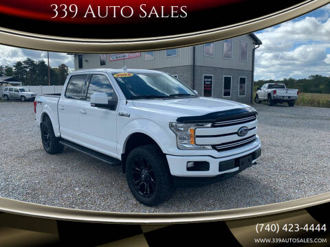 2018 Ford F-150 for sale at 339 Auto Sales in Belpre OH